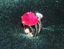 Rubin,brill köves gyűrű_1
